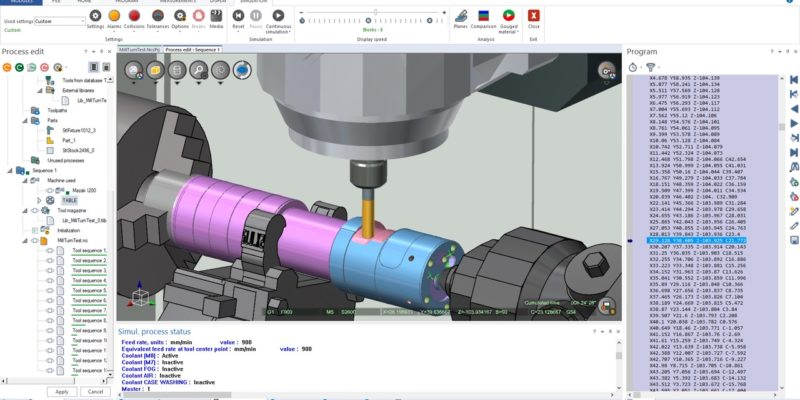 Latest NCSIMUL Features Three Areas of Enhancement