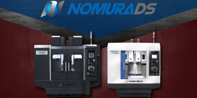 Nomura's New Compact Machining Centres
