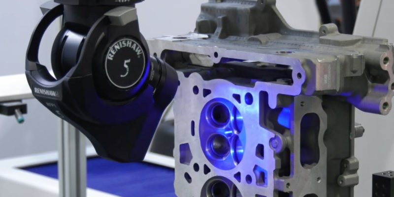 CMM excellence from Renishaw