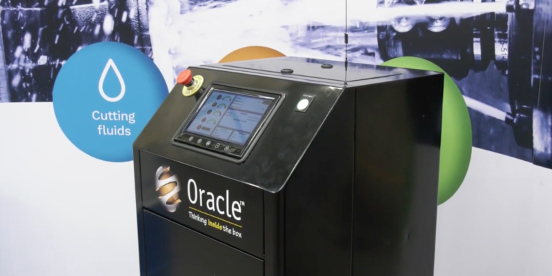 Increased productivity through automation – Jemtech talk Oracle during FANUC UK open house