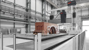 Starrag Droop + Rein for larger than life gantry, portal and overhead milling