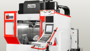 5 axis VMC from DTS – 800mm X Axis