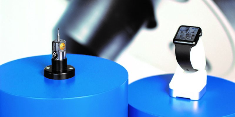 No 'Big Bore' with World's smallest digital boring head from ITC