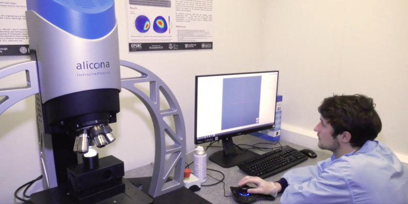 Bruker Alicona leads Metrology solutions at Huddersfield University