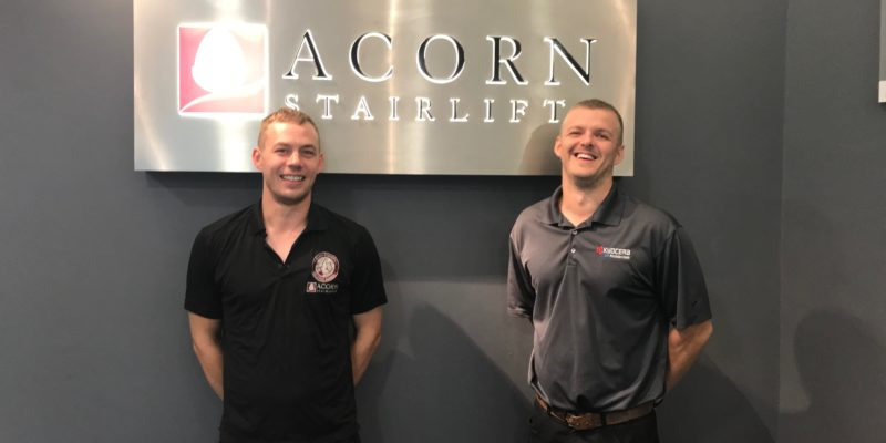 KYOCERA SGS gives Acorn's manufacturing processes a lift
