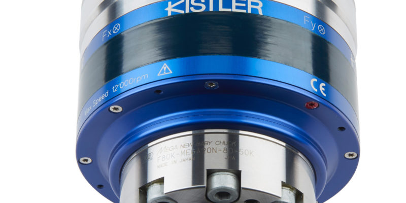 BIG KAISER and Kistler partner for precise measurement of cutting forces