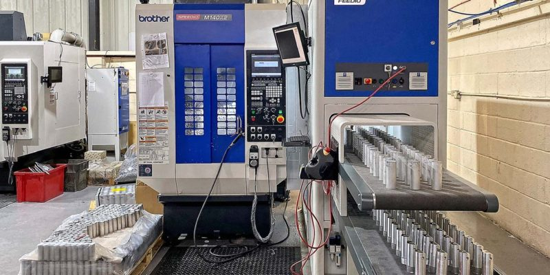Diecaster Starts To Automate Its Machine Shop