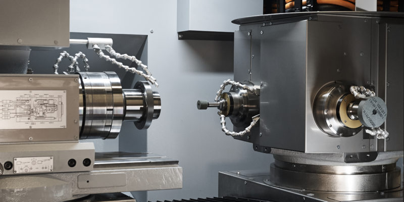 Grindtec platform for two new Hardinge grinding machines
