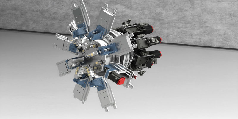Tornos MultiSpindle To Get UK Exhibition Debut at MACH