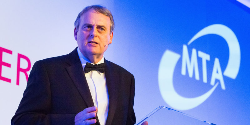 "MTA President says ""UK Manufacturing providers should embrace their role as 'champions of productivity'"