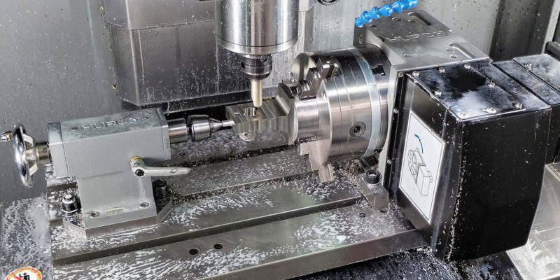 Subcontractor doubles in size with  the help of Hurco machining centres