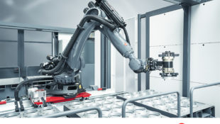 Robot Loading From Fastems – RoboCell ONE