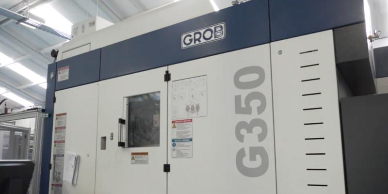DPF Engineering flies ahead with GROB