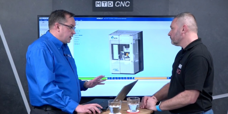 Get ahead with VERICUT CNC simulation software