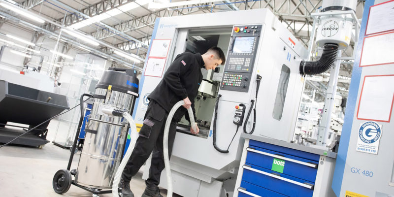 Filtermist set to take 'clean air' solutions to MACH 2020