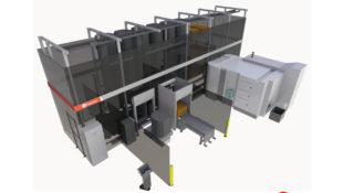 Standard Flexible Manufacturing Solution by Fastems – FMS ONE