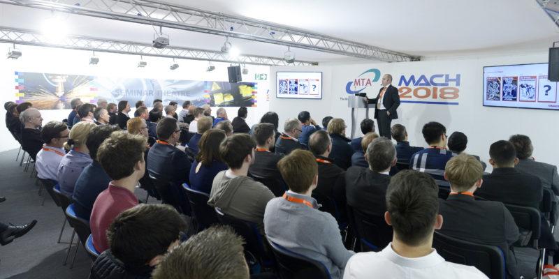 MACH 2020 Seminar Programme Launches