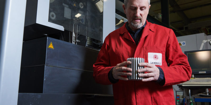Prototyping specialist relies on Sodick wire EDM technology