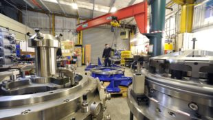 Design & manufacture of precision workholding