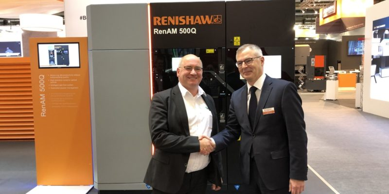 Simufact and Renishaw collaborate to streamline additive manufacturing simulation and build file preparation