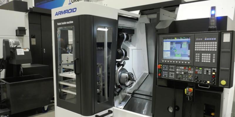 Automation solutions from OKUMA