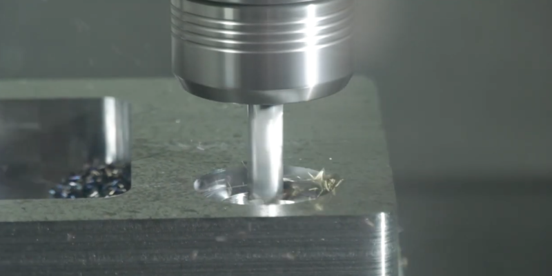 Ceratizit's tooling solution for Trochoidal Milling