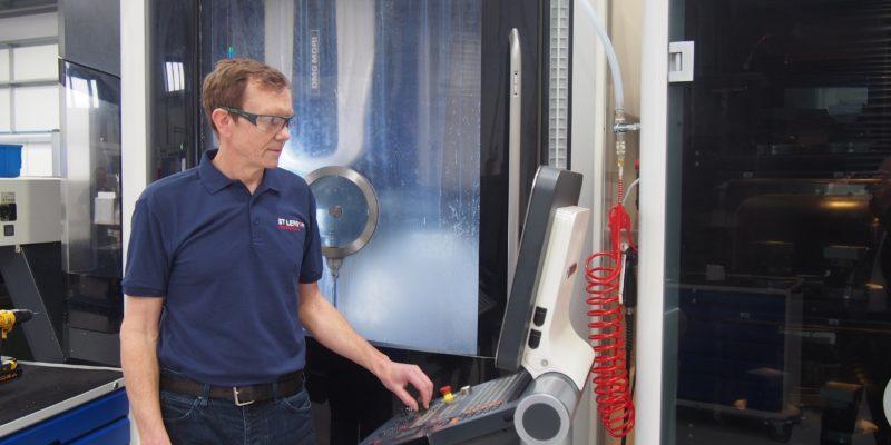 DMG MORI partnership helps BT Lerson transform its aerospace business