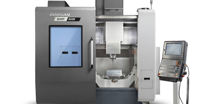 Mills CNC increases its 5-axis machining centre range