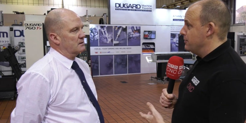 Gerry Coyle joins Dugard's sales team