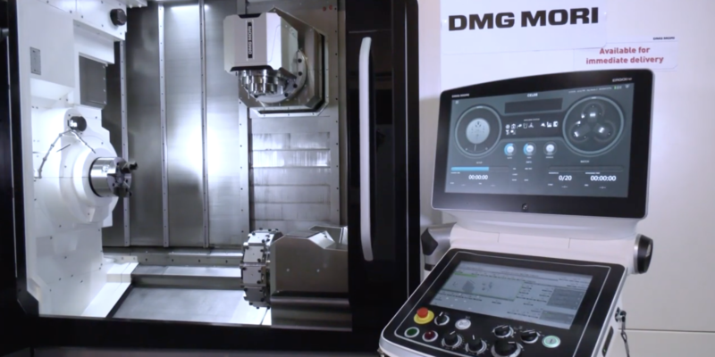 DMG MORI UK have stock including a fantastic NTX 2000