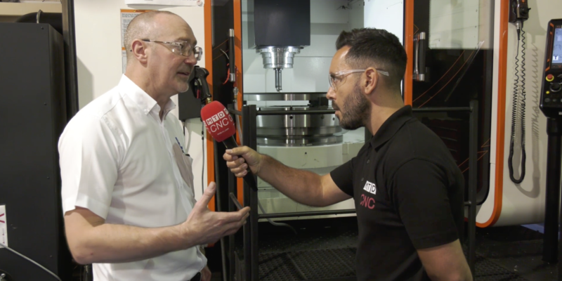 Why Invest in a 5th Axis Machine with Turning Capability?