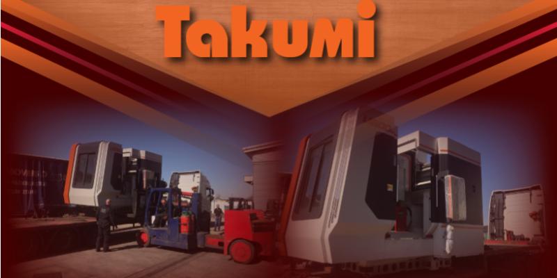 New Installation Of Takumi 5-Axis Machine In Tamworth
