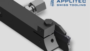 From Floyd Automatic the Swiss-Made EVOCUT-Line by Applitec