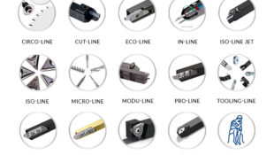 From Floyd Automatic the Swiss-Made Applitec Tooling Range