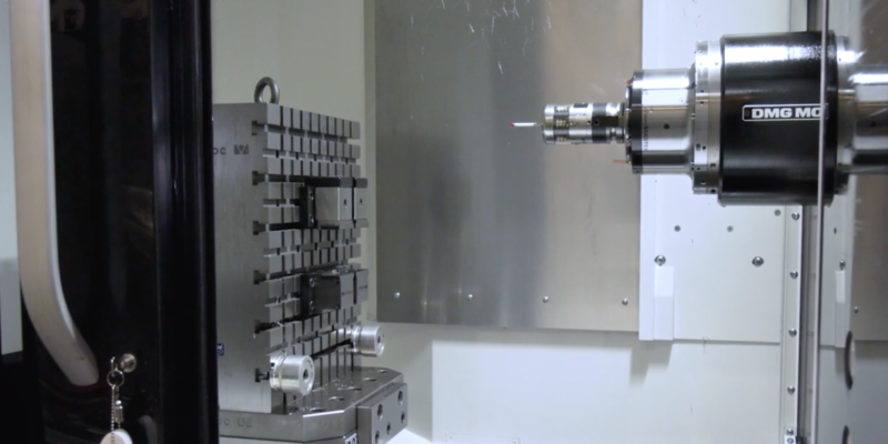 Automation and Machining excellence from DMG MORI
