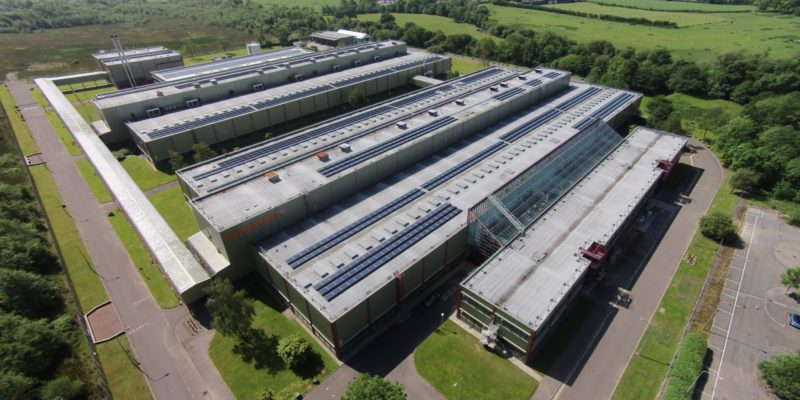 Renishaw ramps up production of ventilator components