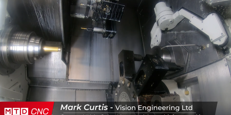 What A Machine Shop – Vision Engineering