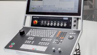 GROB G350 EX-DEMO – 5 AXIS MILLING/MILL-TURN MACHINE