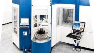 GROB G350/G550 – 5 AXIS WITH PSS-R PALLET LOADING SYSTEM