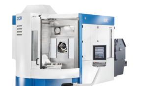 GROB G350a/G550a – 5 axis universal machining centre