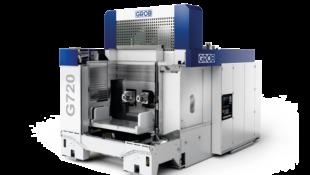 GROB – G Modular machining series
