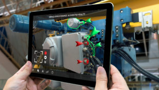 Digitization and networking with GROB-NET4Industry