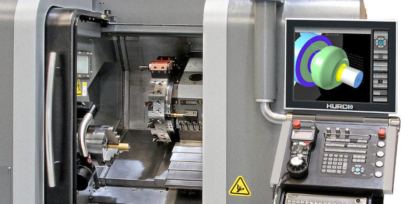 HURCO INTRODUCES NEW DRIVEN TOOL LATHES