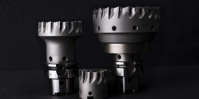 The new FaceMill-Diamond: Process-reliable face milling with a long tool life