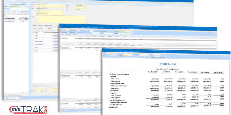 MIE Solutions launch a new accounting module