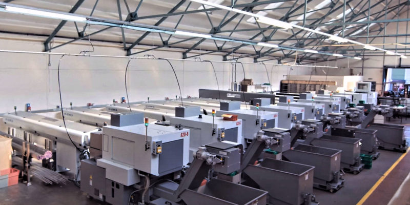 Contract Machinist Re-Purposes Three-Quarters Of Its Capacity For Ventilator Component Production