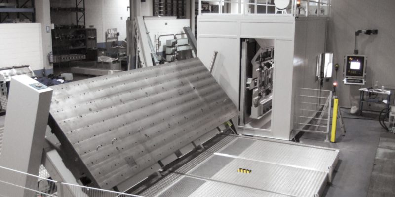 MAY THE FORCE – AND THE SPEED – OF STARRAG'S  AEROSTRUCTURE MACHINES BE WITH YOU!