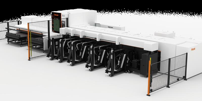 Mazak launches new laser processing machine for small & medium diameter tube