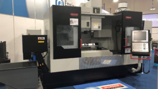 Quaser MV214 machining centre in stock