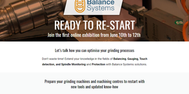 Grinding Process Online Exhibition: Why is it critical to optimise it?